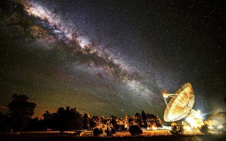 Конкурс лучших фотографий в области астрономии 2013