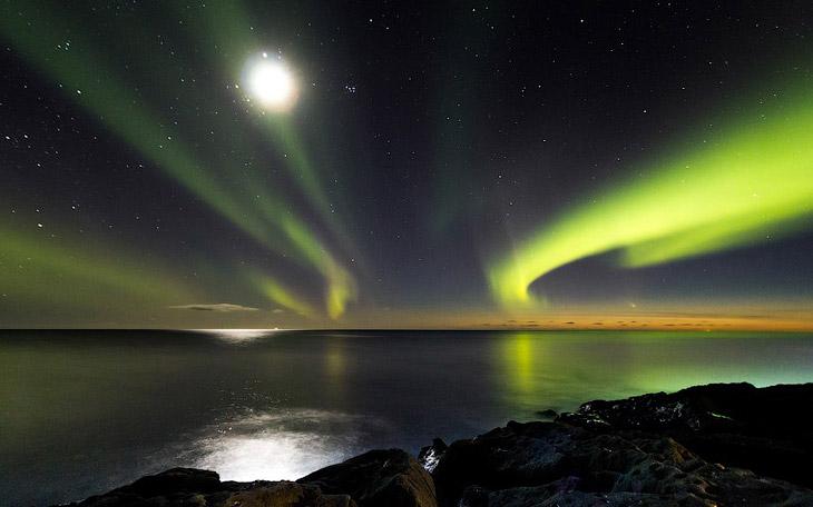 Комета PANSTARRS — непериодическая околосолнечная комета