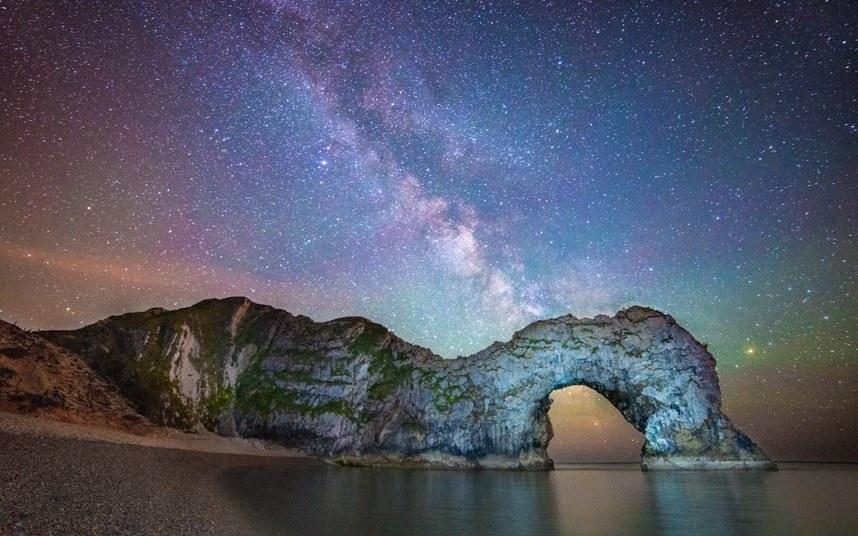 Еще одна арка и Млечный путь
