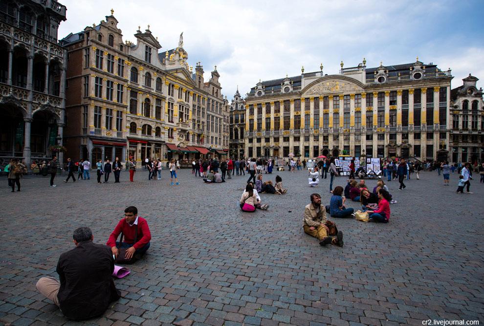 Настоящий Брюссель