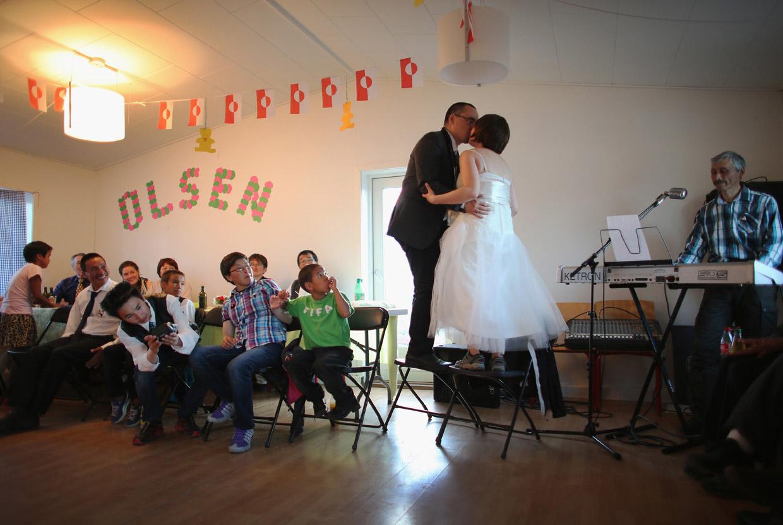Свадебное веселье