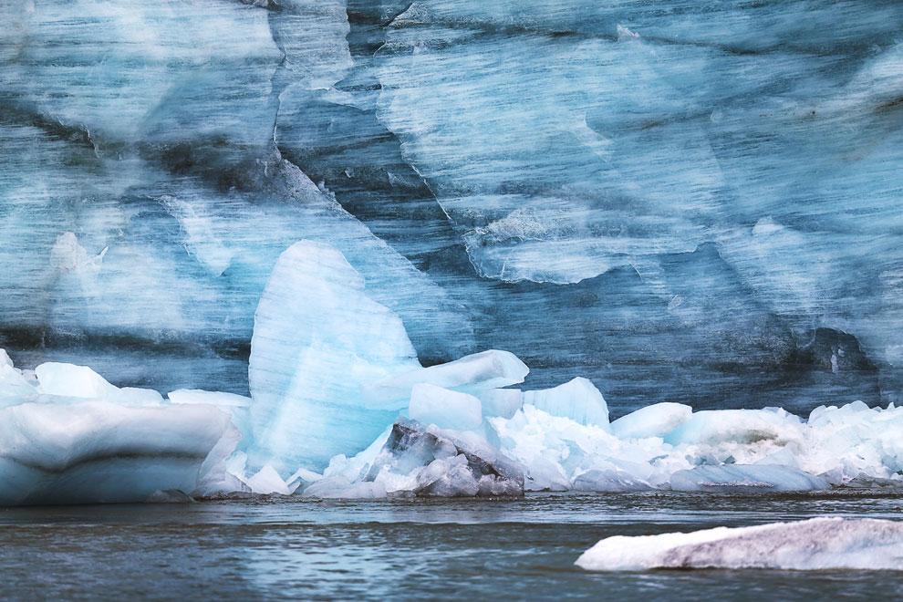 Ледник около Кангерлуссуака