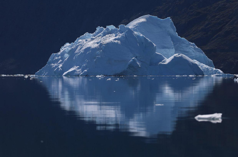 Айсберг возле города Илулиссат