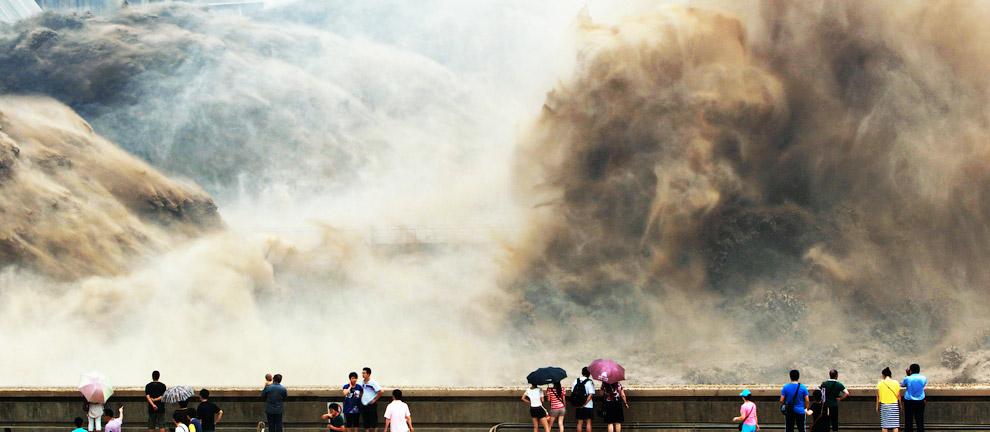 Хуанхэ — «Желтая река»