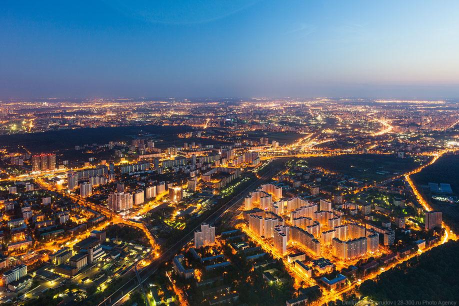 Марфино — район в Северо-Восточном административном округе Москвы