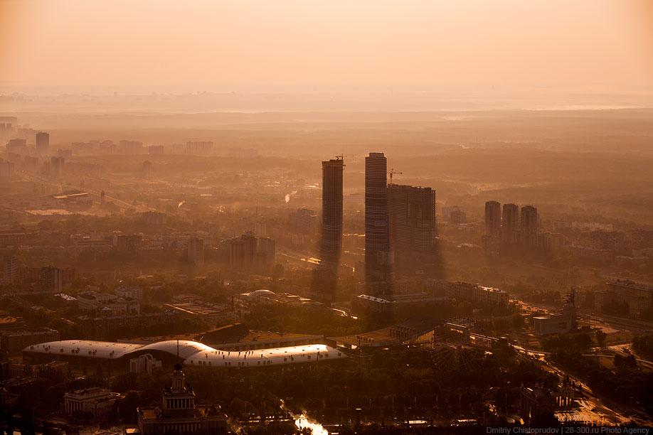 Международный выставочный комплекс «Россия» на ВВЦ