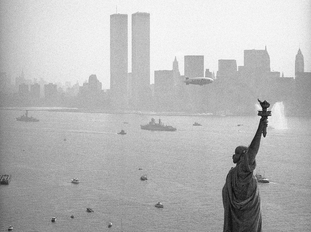 Нью-Йорк, 3 июля 1976 года