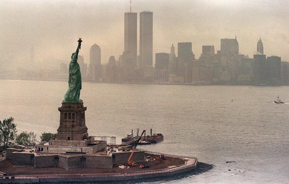 В начале работ по реставрации, статуя Свободы была внесена в Список Всемирного наследия ЮНЕСКО. 5 июля 1986 года отреставрированная статуя Свободы была вновь открыта для посетителей во время Уик-энда Свободы, посвященного её столетию