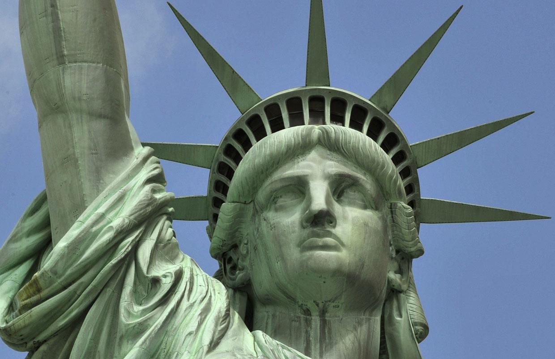 После восстановительных работ статуя Свободы вновь открылась для широкой публики 4 июля 2013 года