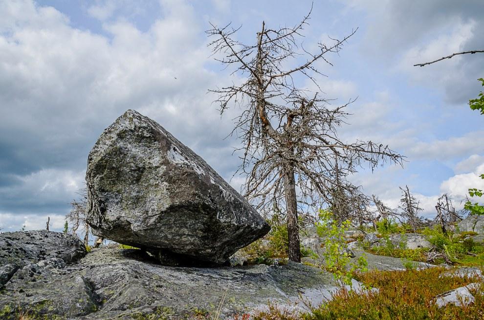 Воттоваара — самая загадочная гора Карелии