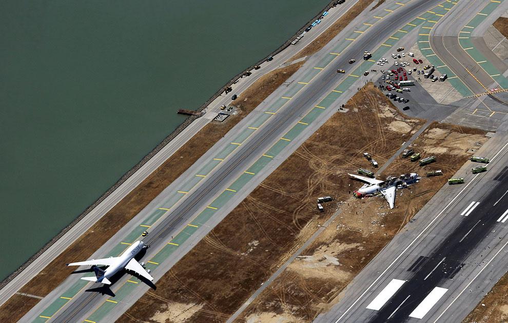 Боинг-777 — один из самых больших и надежных реактивных пассажирских самолетов