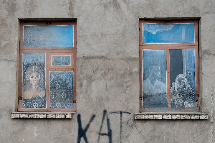 Музей под открытым небом в Подмосковье