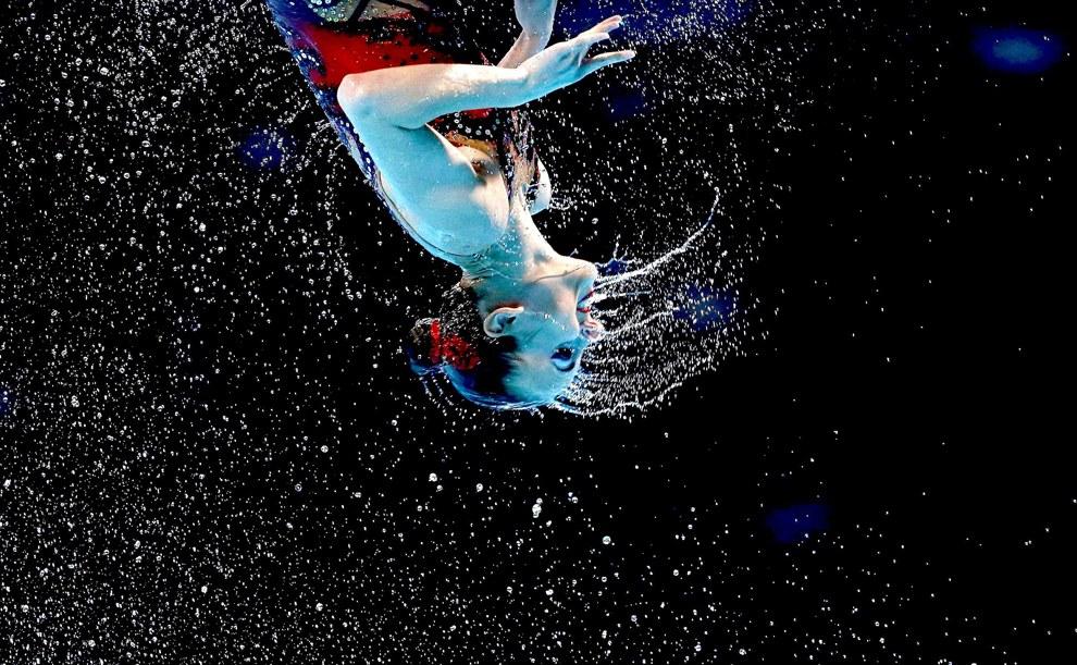Успех российских синхронисток на чемпионате мира