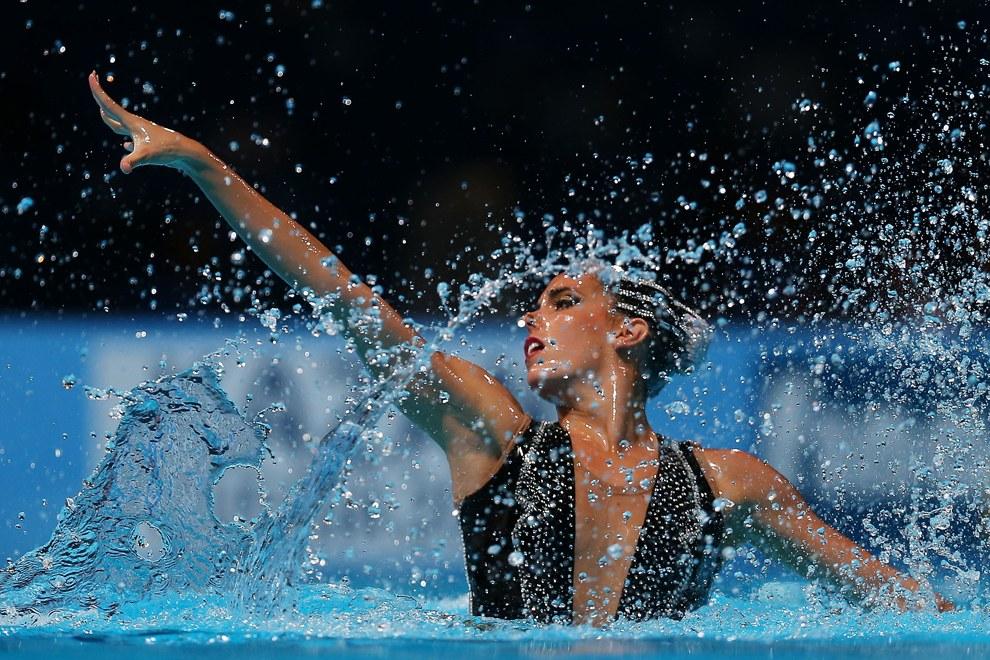 Это был небольшой репортаж с Чемпионата мира по водным видам спорта 2013