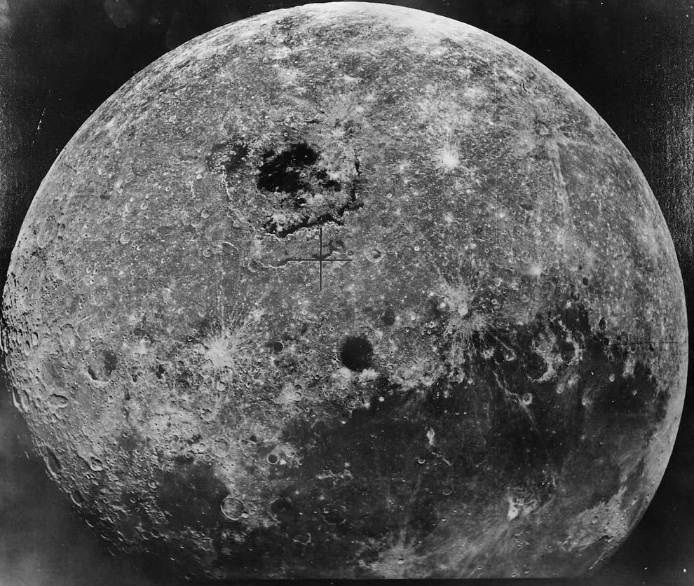 Луна из прошлого
