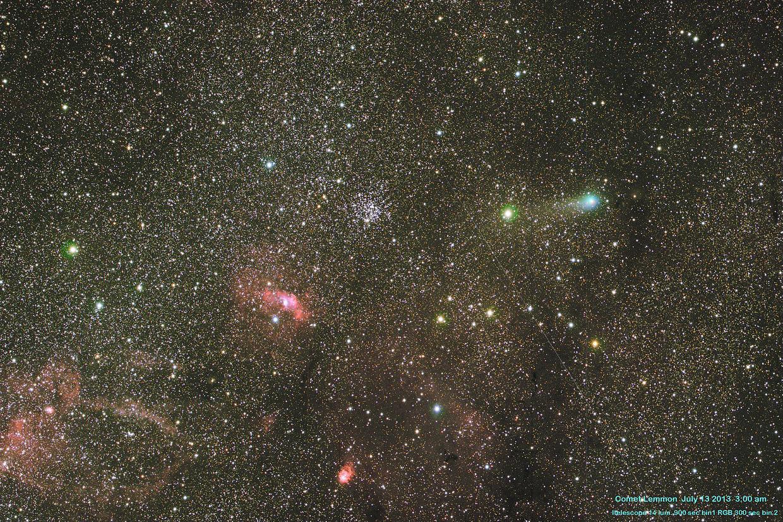 Комета Леммон
