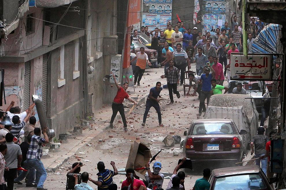 Демонстрации были приурочены к годовщине правления Мухаммеда Мурси и, по словам протестующих, должны привести к новой революции