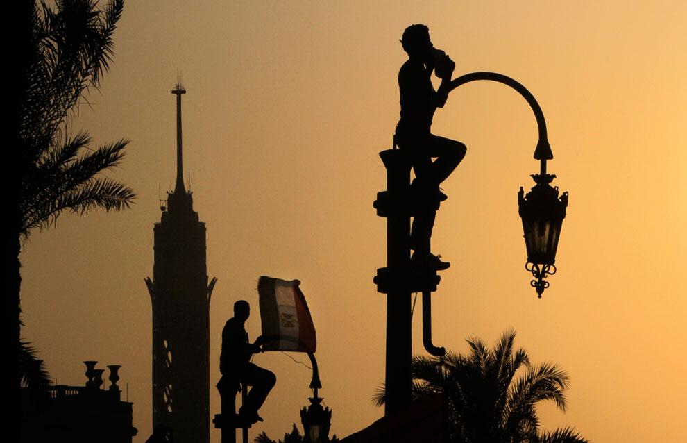 Площадь Тахрир, Каир