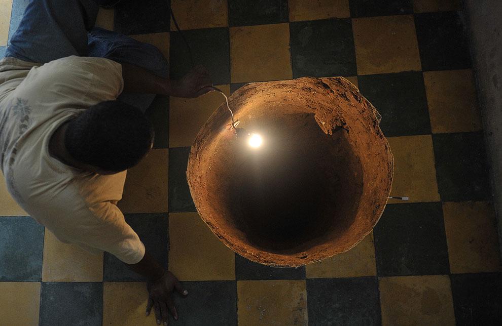 Еще одна дыра образовалась на севере Гватемалы 19 июля 2011