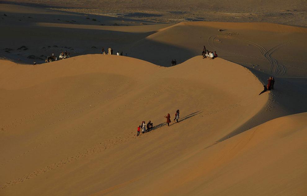 Гадамес — оазис на северо-западе Ливии