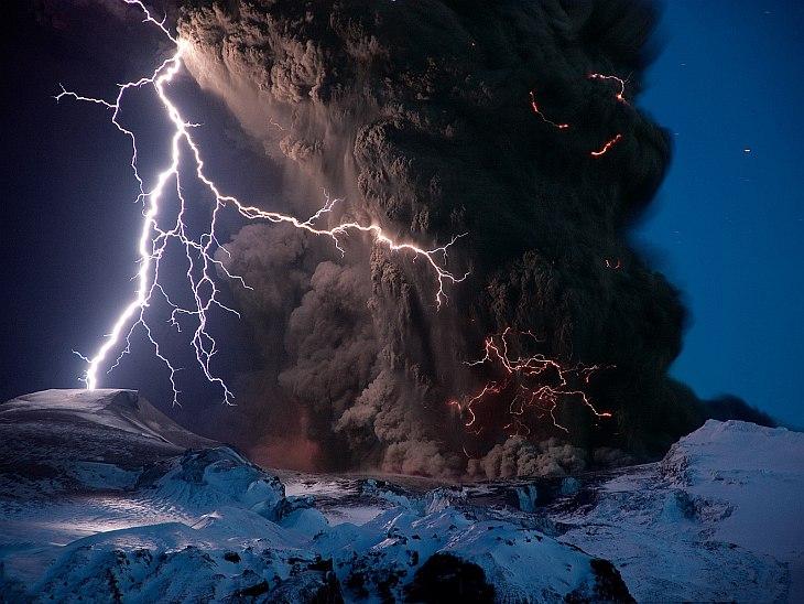 Самые необычные погодные явления