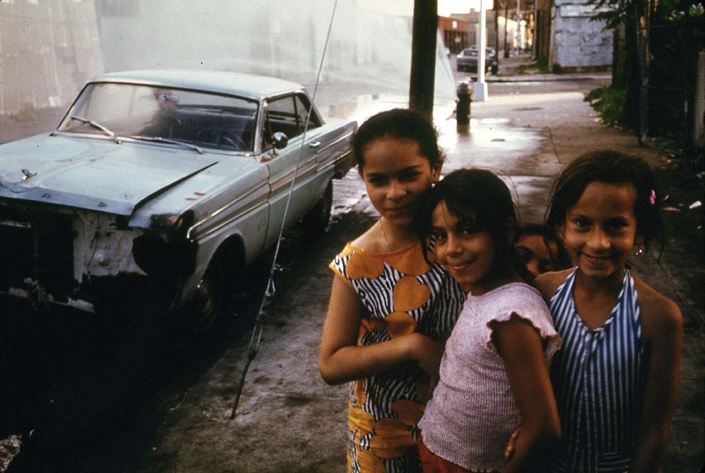 На улицах Бруклина, июль 1974 года