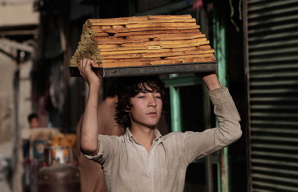 Фабрика по производству сладостей, Кабул, Афганистан