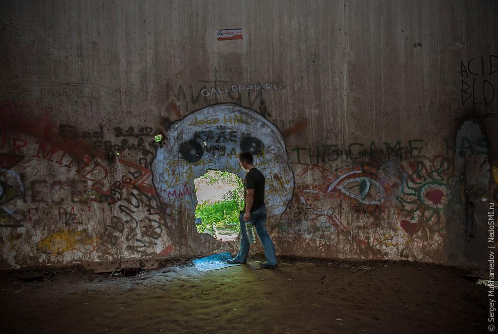 Мистическое место в Подмосковье