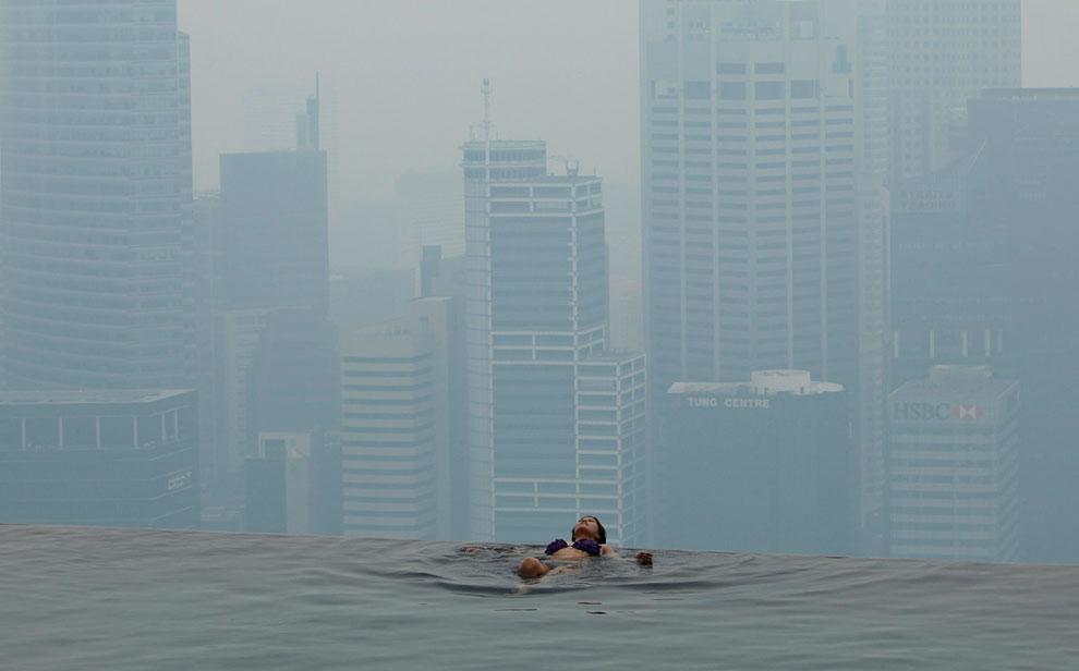На краю пропасти в Сингапуре