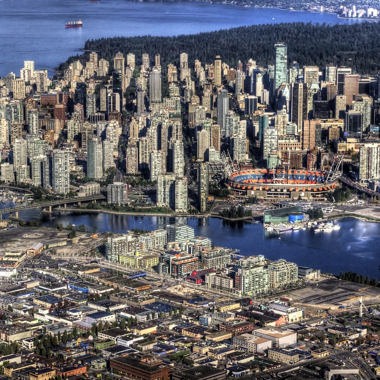 Олимпийская деревня Ванкувера