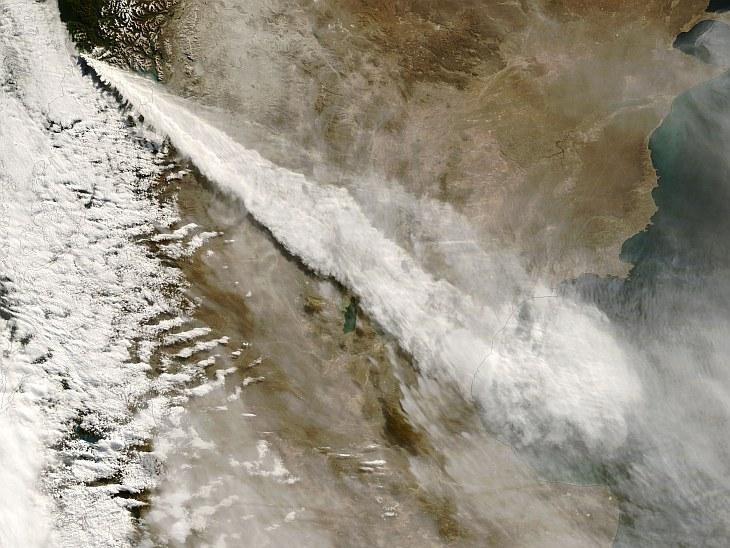 Чайтен — активный вулкан в Чили