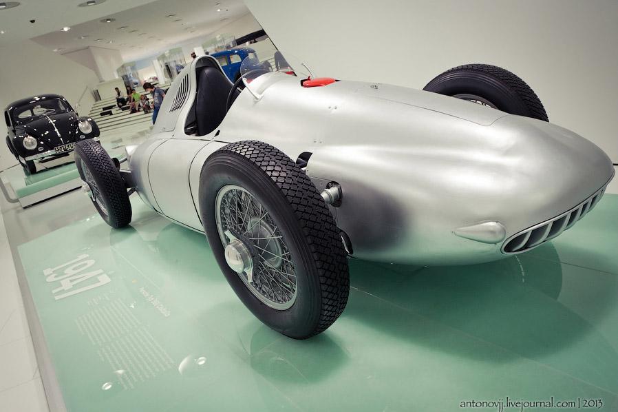 Porsche 360 Cisitalia 1947 года