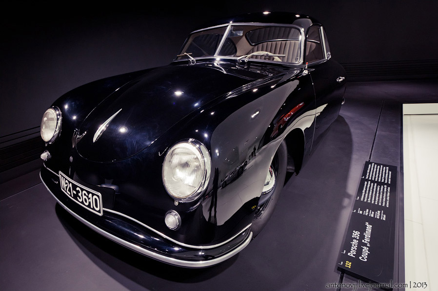 Porsche 356 Coupe