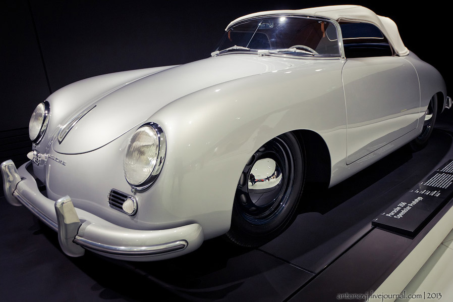 Porsche 356 Coupe Speedster