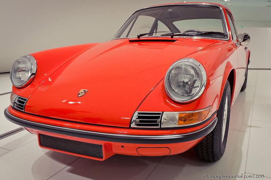 Легенда Porsche 911