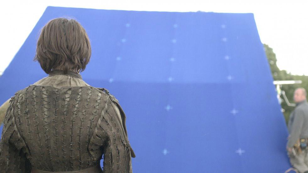 Как делали спецэффекты в «Играх престолов»