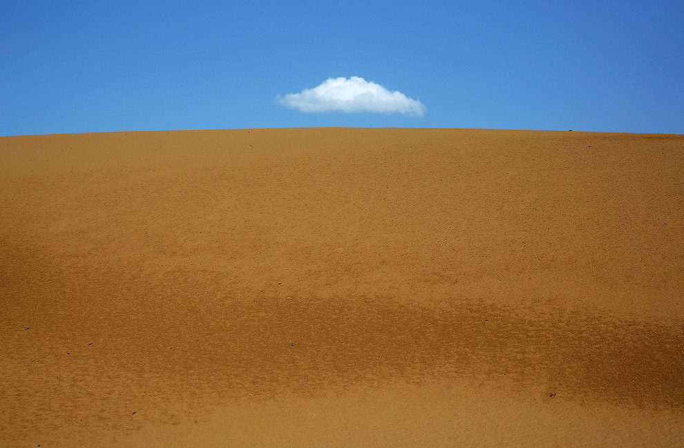 Пустыня Xiangshawan
