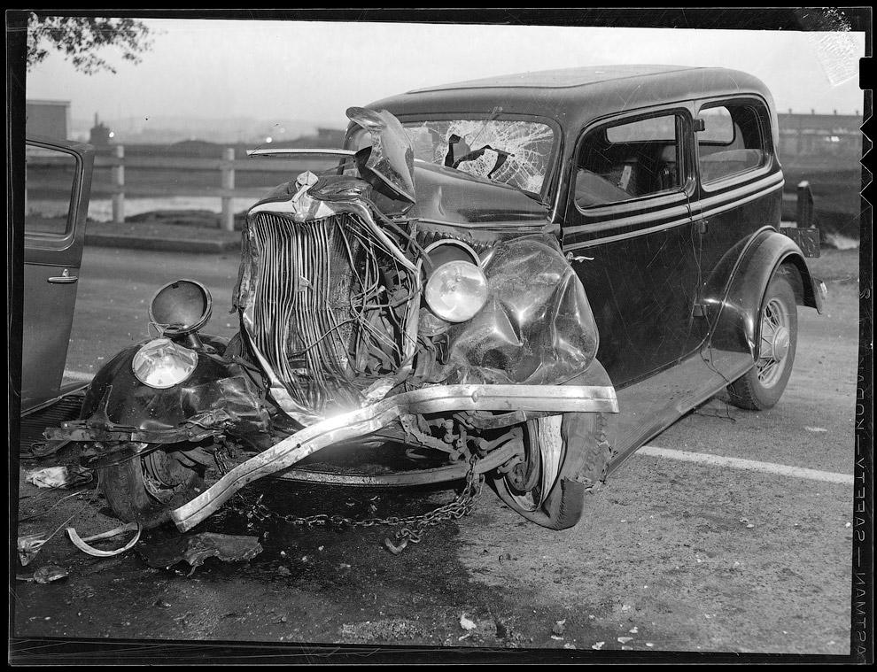 Авария 1938 года