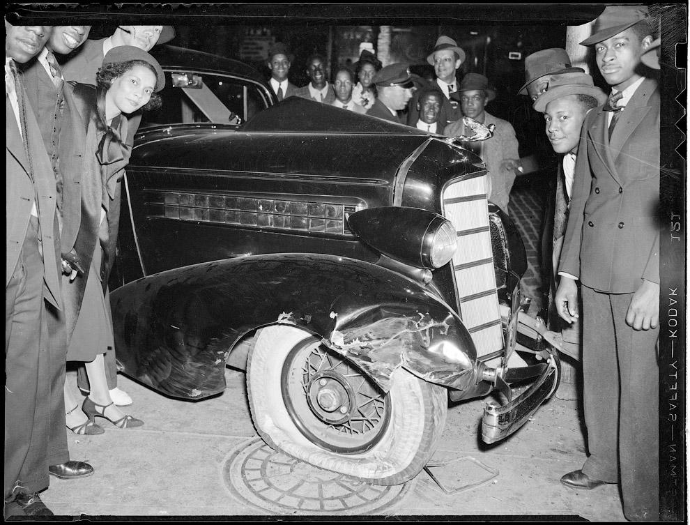 Стильно одетые из черных районов, 1934 год