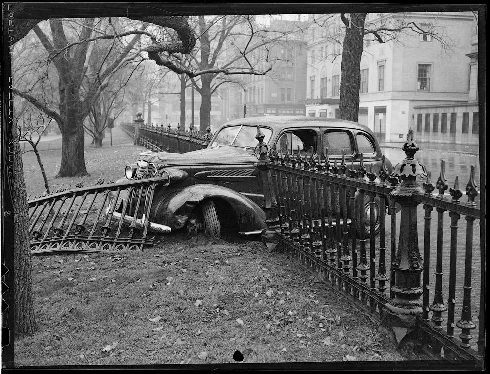 Авария 9 ноября 1937 года