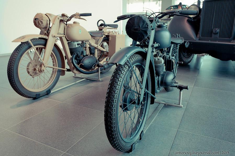 мотоциклы DKW