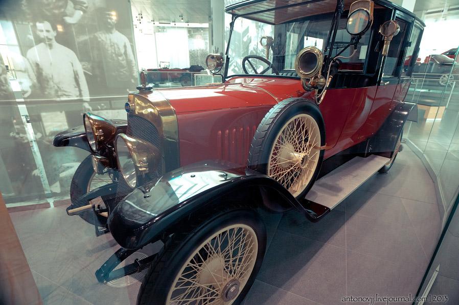 Audi 14/35 Type C Limousine 1913