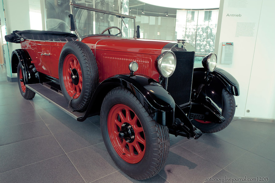 Horch 8 Type 303 1927
