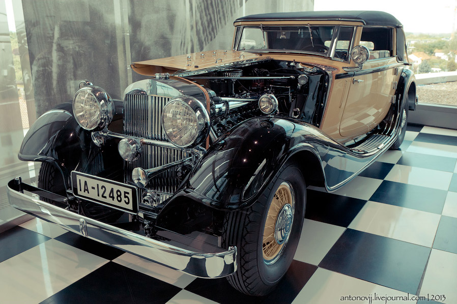 Horch 670 1934