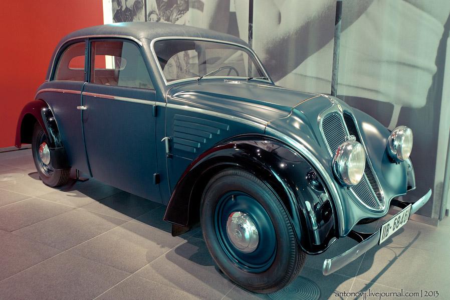 DKW Schwebeklasse 1936