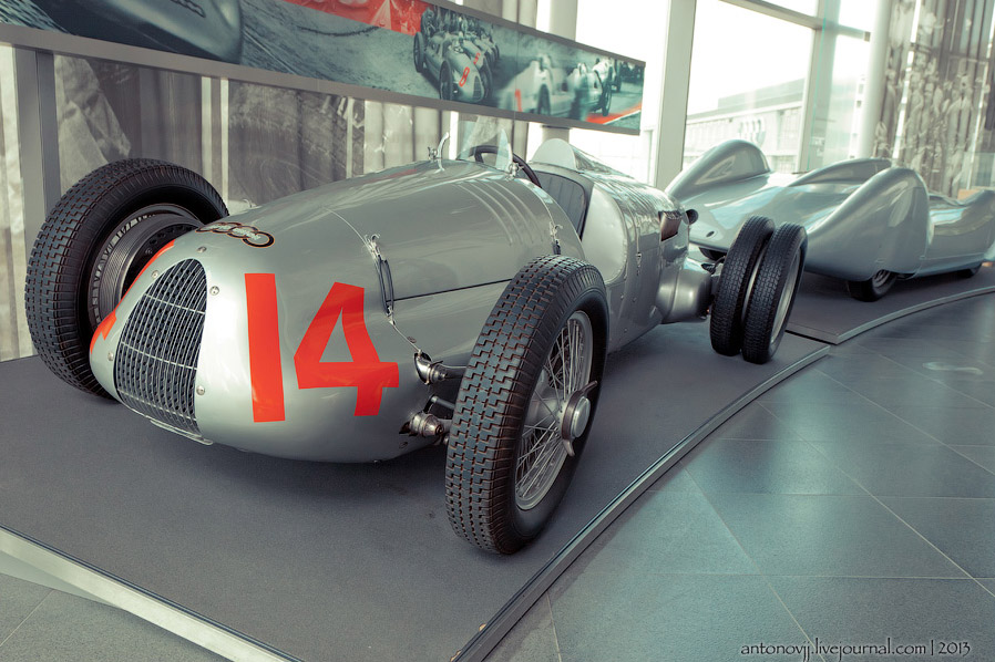 Auto Union Type C/D 1939