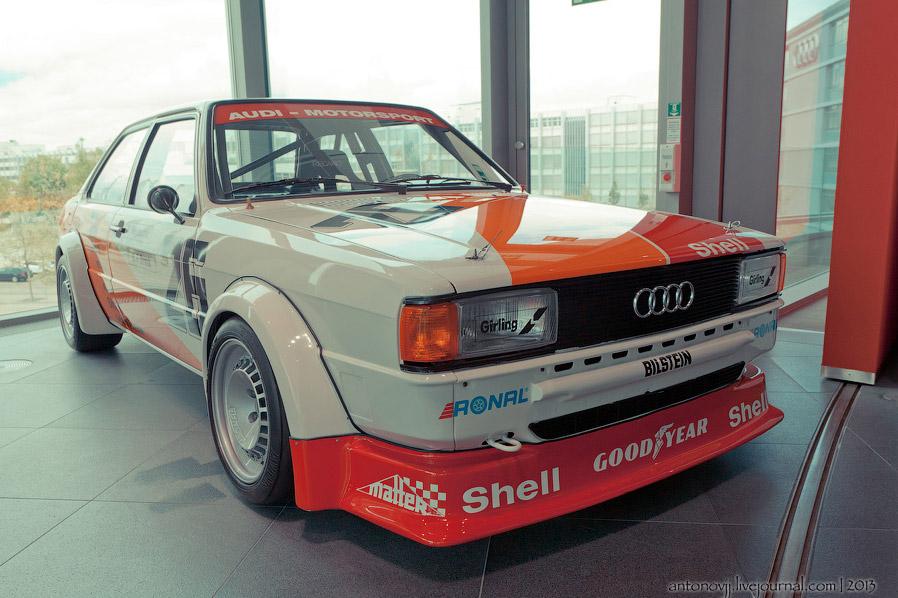 Audi 80 Tourenwagen Europameister 1980
