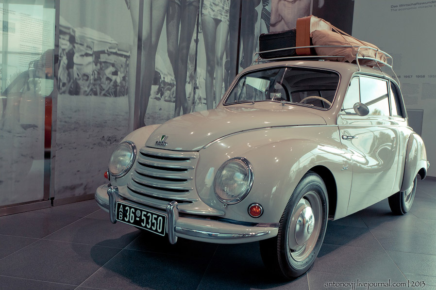 DKW Meisterklasse F 89 1951