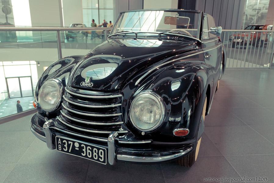 DKW 3=6 Sonderklasse Type F91 1953