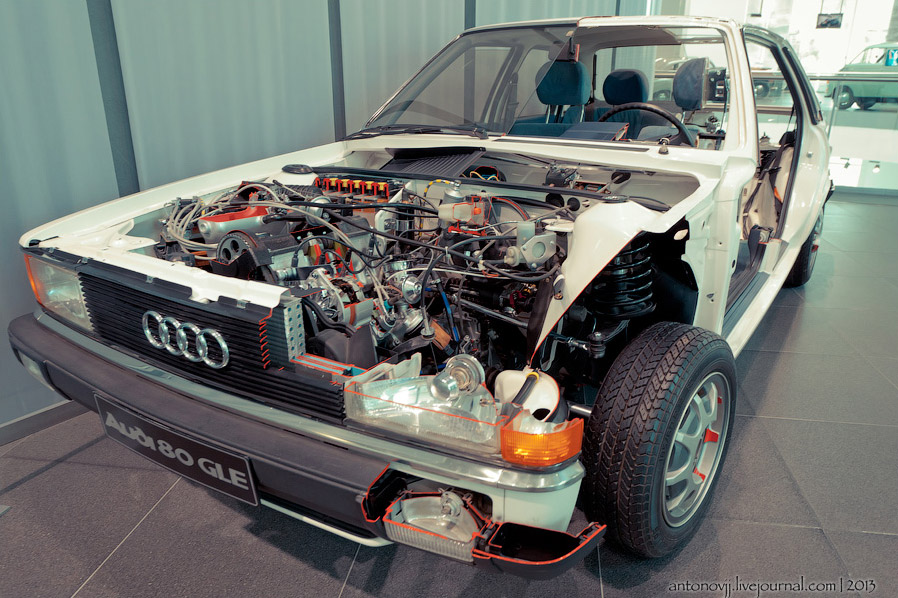 Audi 80 1979